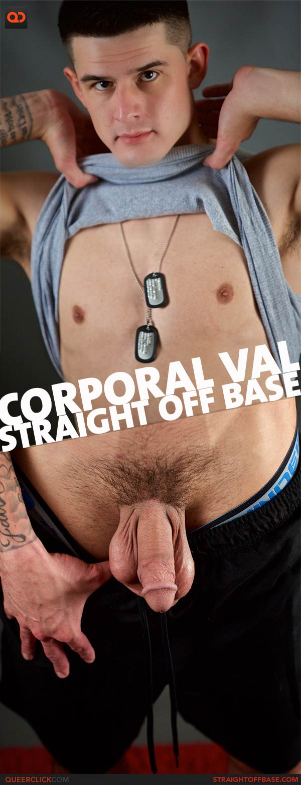 Straight Off Base: Val