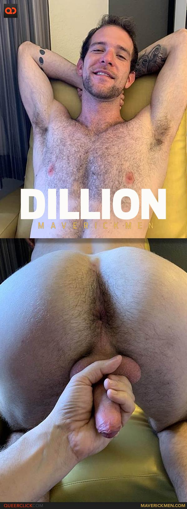 Maverick Men: Dillion - Hairy Fuck Stroke