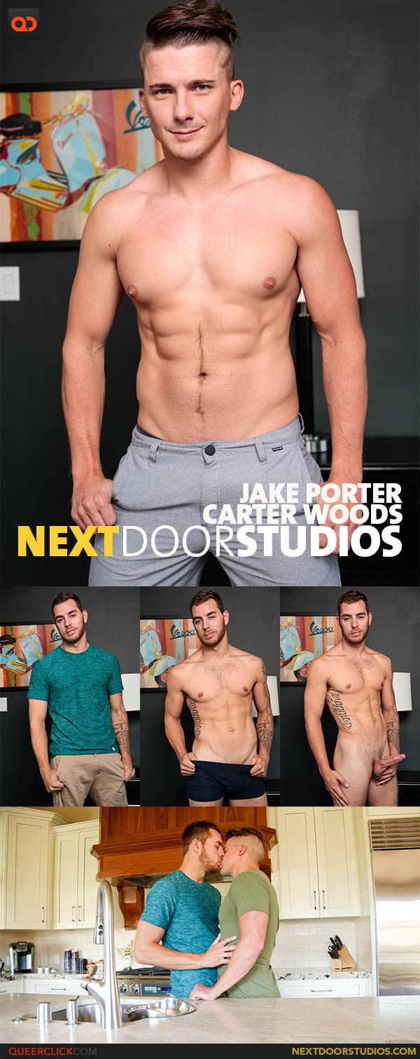 Next Door Studios: Carter Woods and Jake Porter