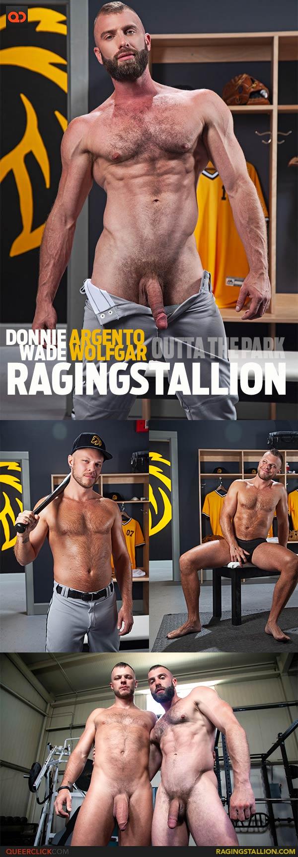 Raging Stallion:  Wade Wolfgar and Donnie Argento