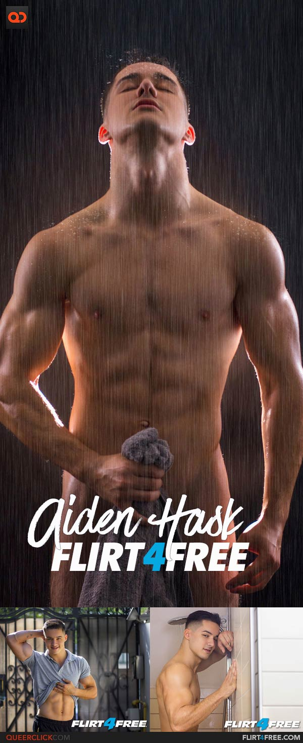 Aiden Kelly Porno flirt4free: aiden hask - queerclick