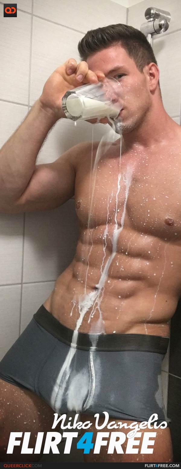 Flirt4Free: Niko Vangelis