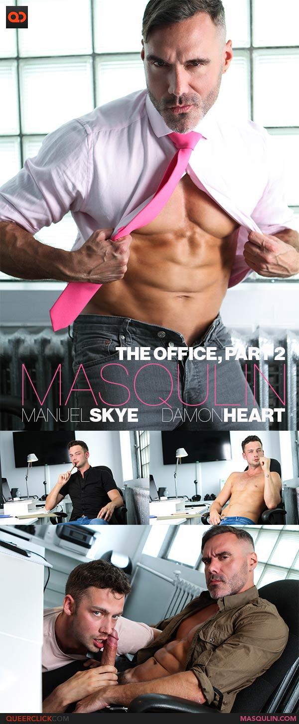 Masqulin: Manuel Skye and Damon Heart