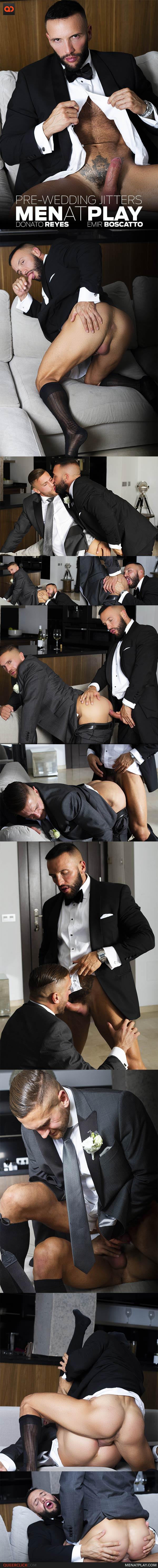 Passion Do Donato Reyes Porn menatplay: donato reyes and emir boscatto - queerclick