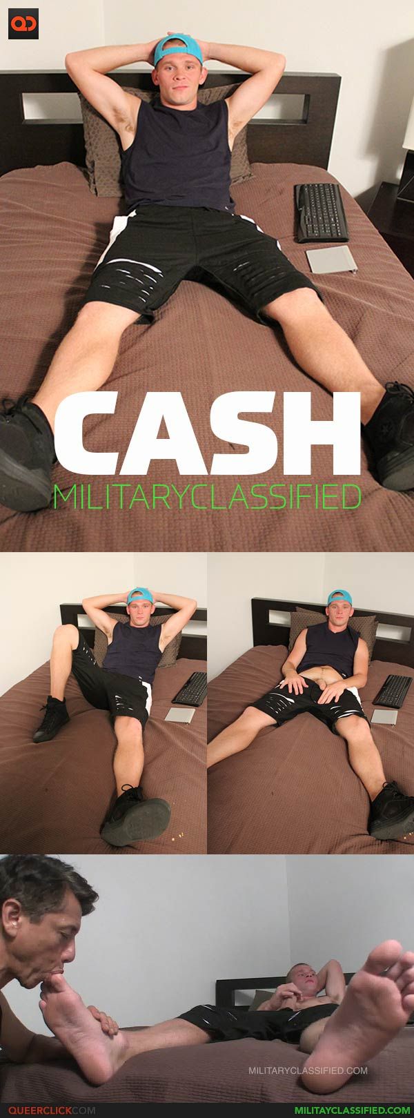 Military Classified: Cash