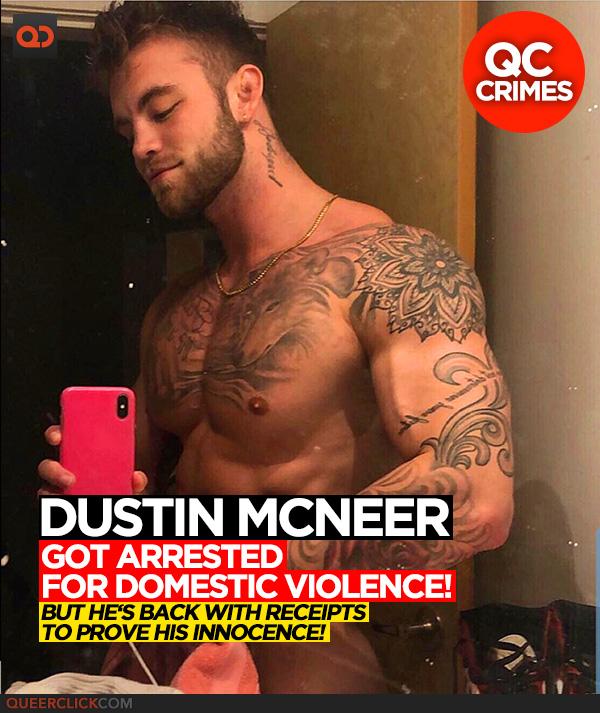 Dustin mcneer naked