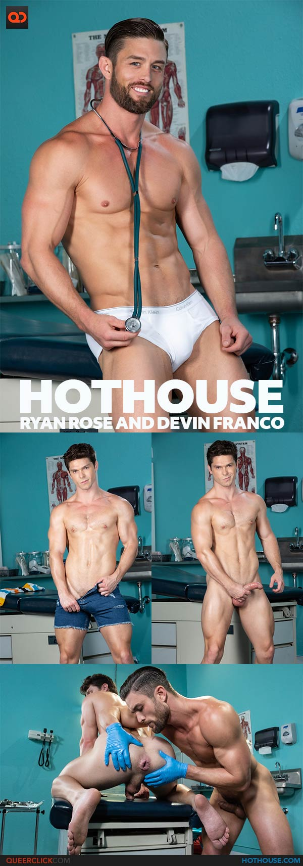 Hot House: Ryan Rose and Devin Franco