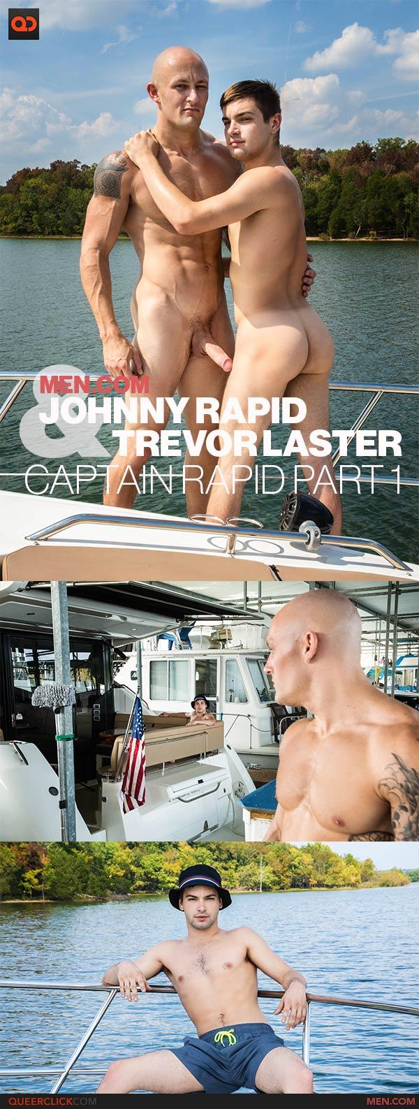 Men.com: Johnny Rapid and Trevor Laster