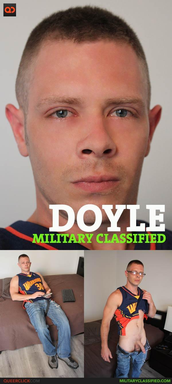 Military Classified: Doyle