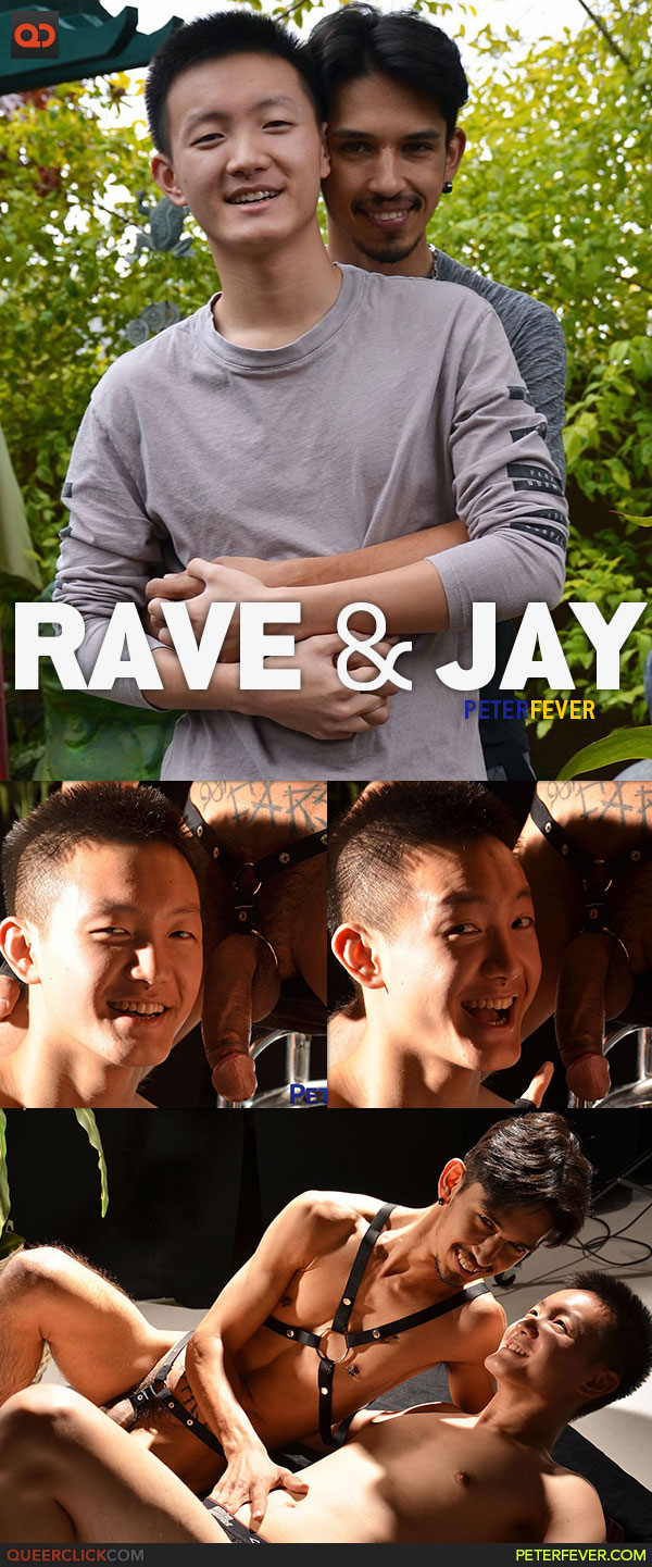 Peter Fever: Rave And Jay