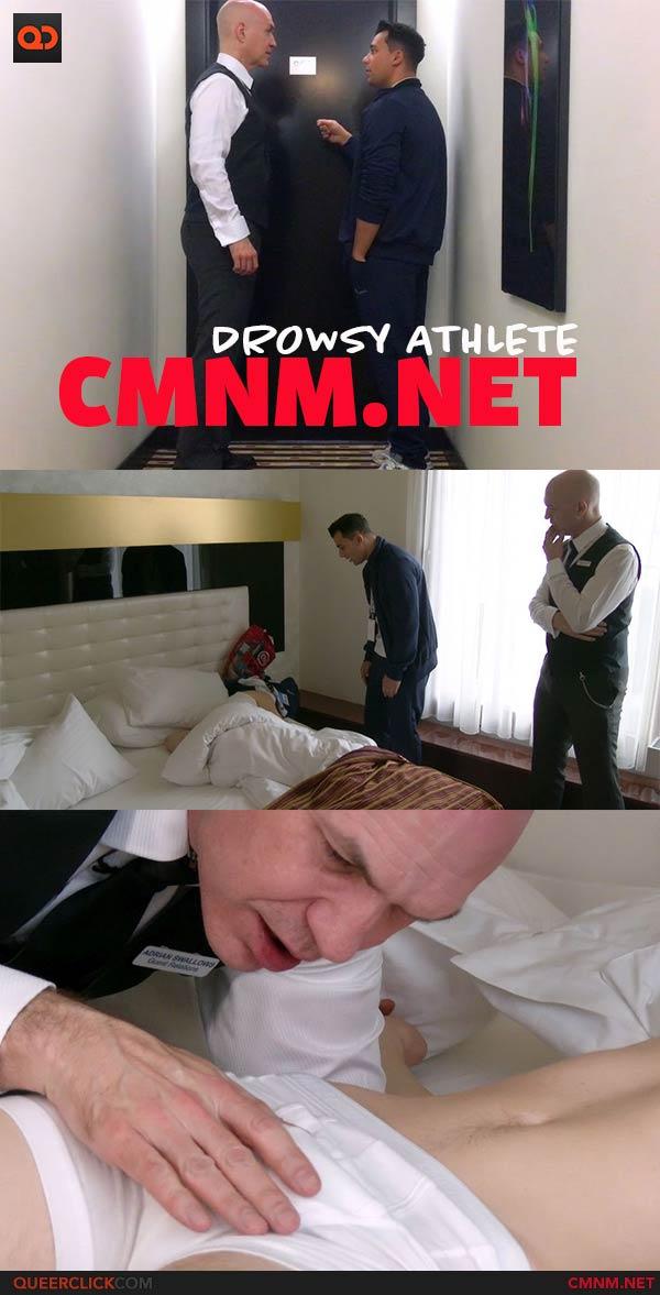 Drowsy Athlete at CMNM.net