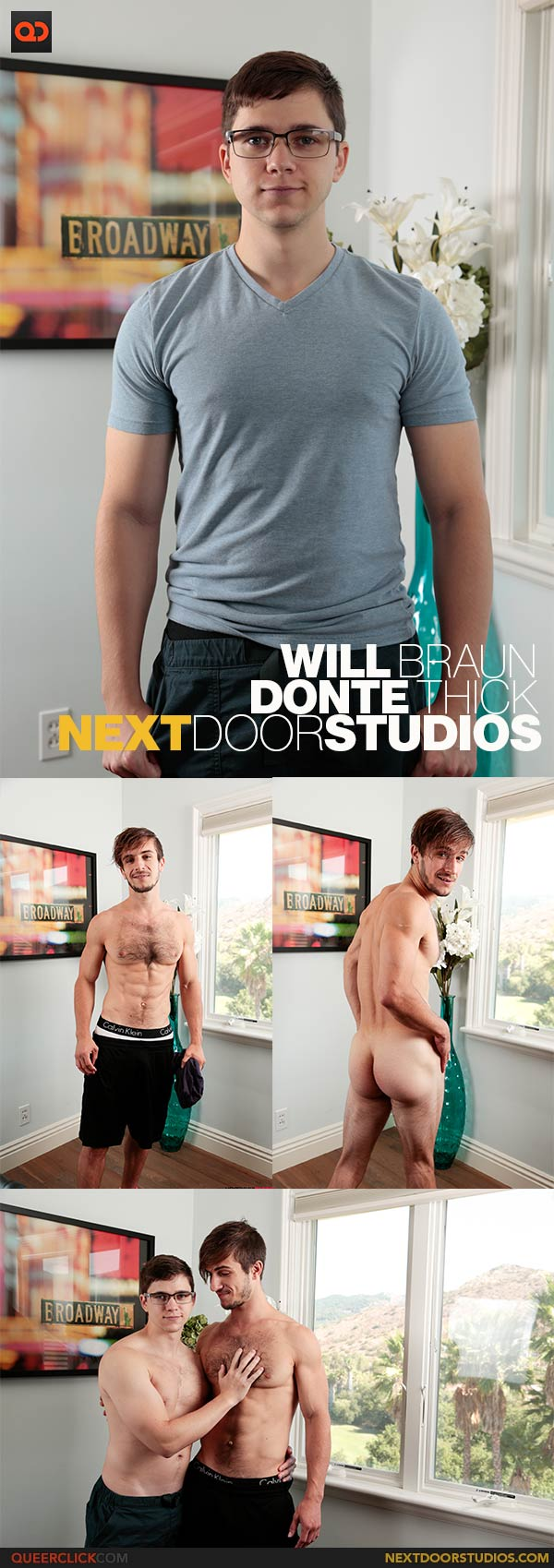 Next Door Taboo: Donte Thick and Will Braun