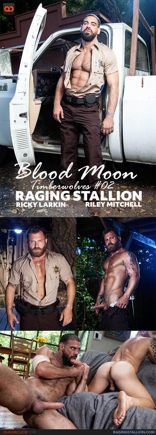 RagingStallion: Ricky Larkin and Riley Mitchell
