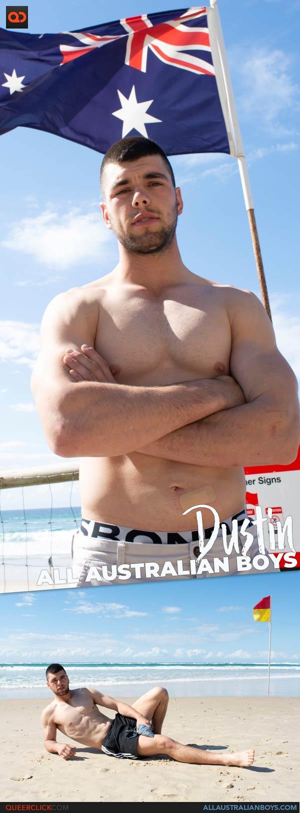 AllAustralianBoys: Dustin