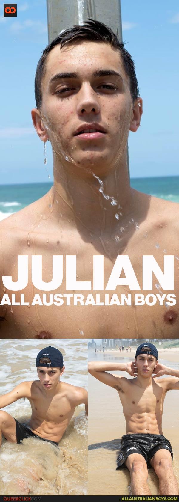 AllAustralianBoys: Julian - EXCLUSIVE 50% MEMBERSHIP DISCOUNT!