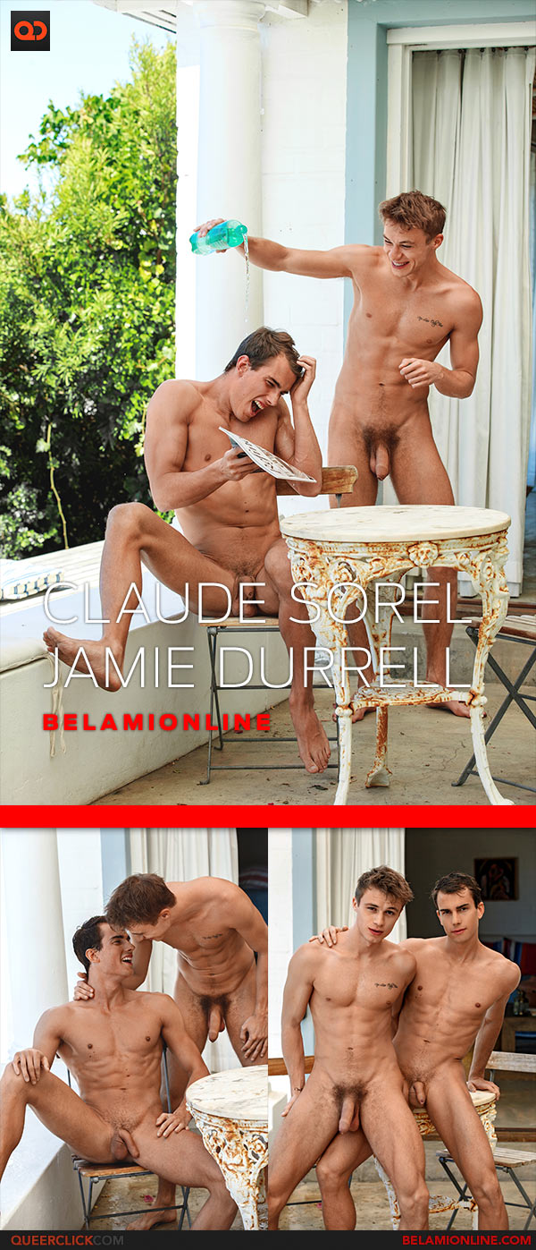 BelAmi Online: Claude Sorel and Jamie Durrell - Art Collection