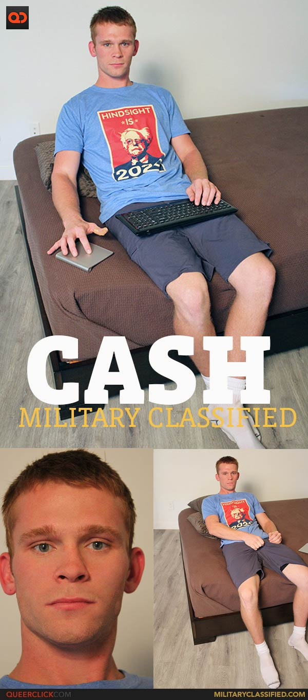 MilitaryClassified: Cash