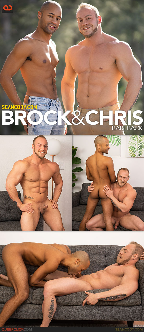 Sean Cody: Brock Fucks Chris - Bareback