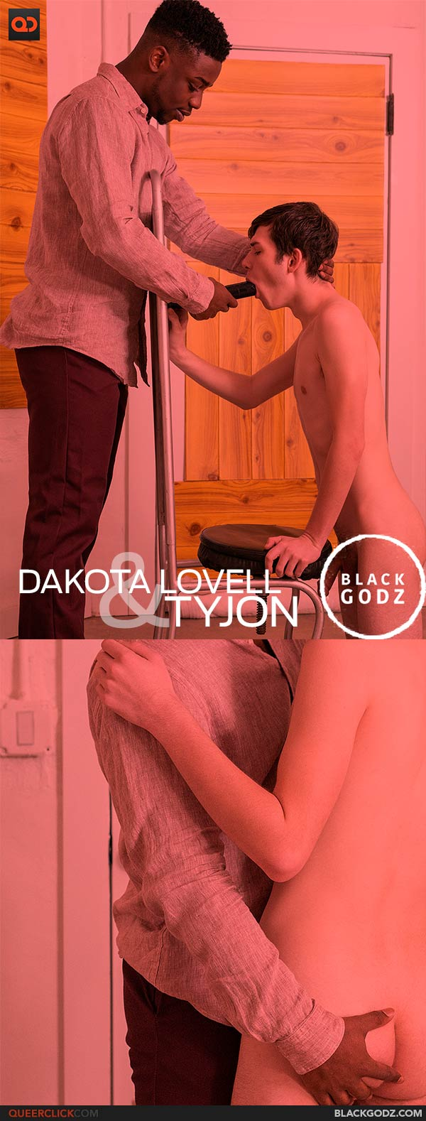 BlackGodz: Dakota Lovell and Tyjon - VALENTINE'S DAY SAVINGS - LIMITED TIME OFFER!