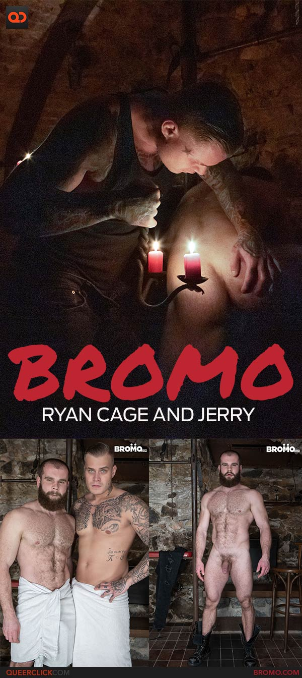 Bromo: Ryan Cage and Jerry