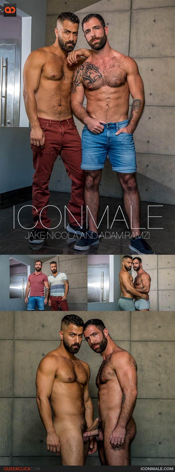 Adam Ramzi Porn Masters iconmale: jake nicola and adam ramzi - queerclick
