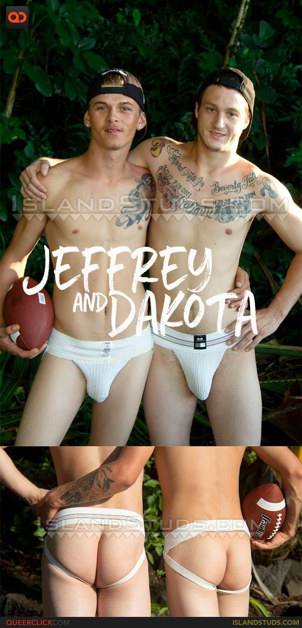 IslandStuds: Dakota and Jeffrey