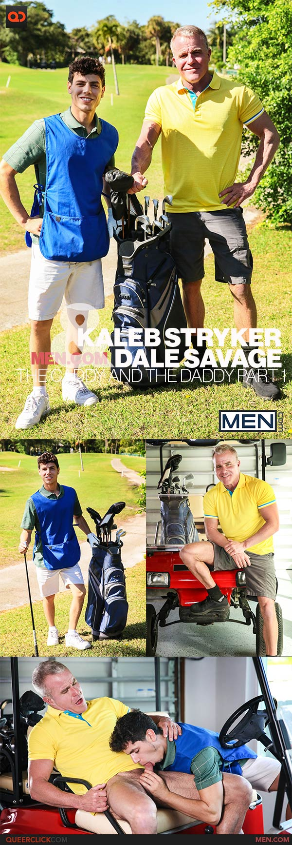 Men.com: Kaleb Stryker and Dale Savage