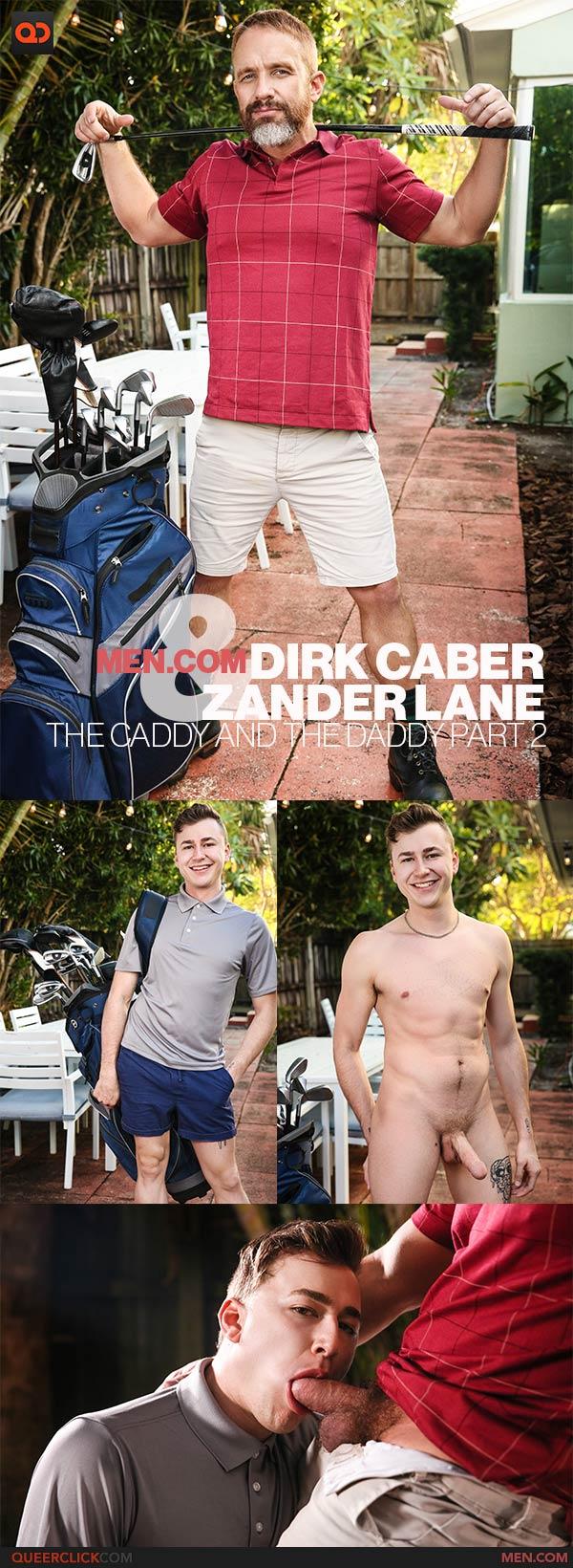 Men.com: Zander Lane and Dirk Caber