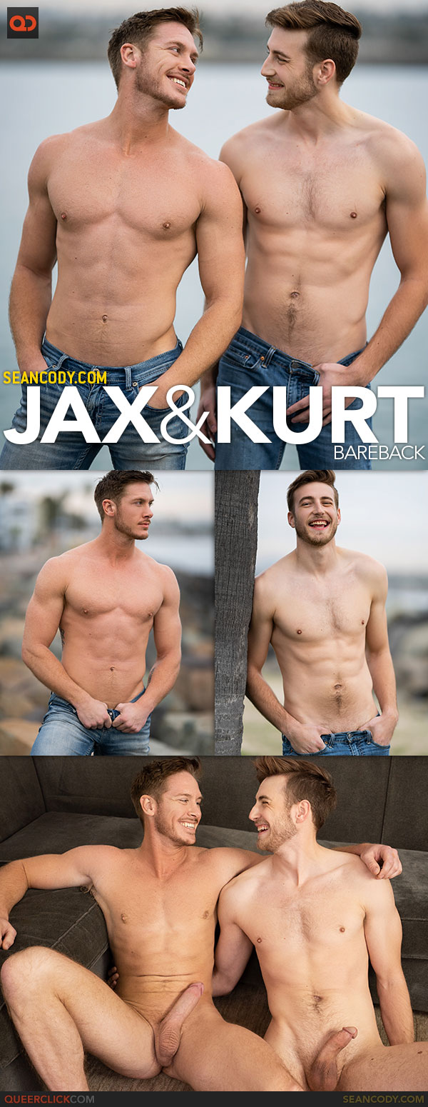 Sean Cody: Jax Fucks Kurt - Bareback