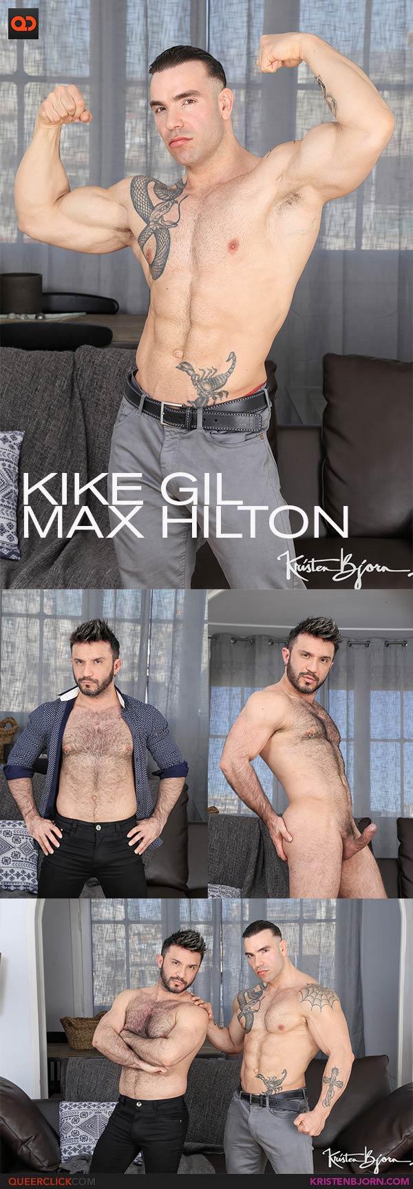 Mucho Macho - Max Hilton and Kike Gil Cover