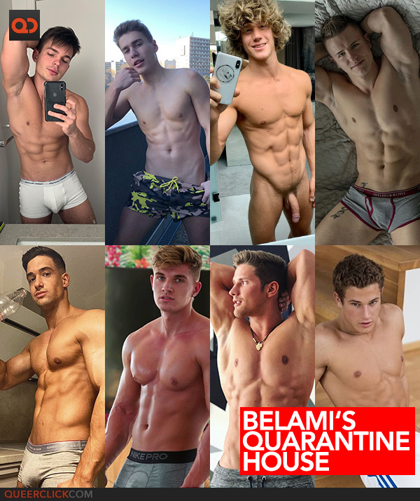 These BelAmi Boys' Instagram Stories Are Giving Us Major FOMOs!