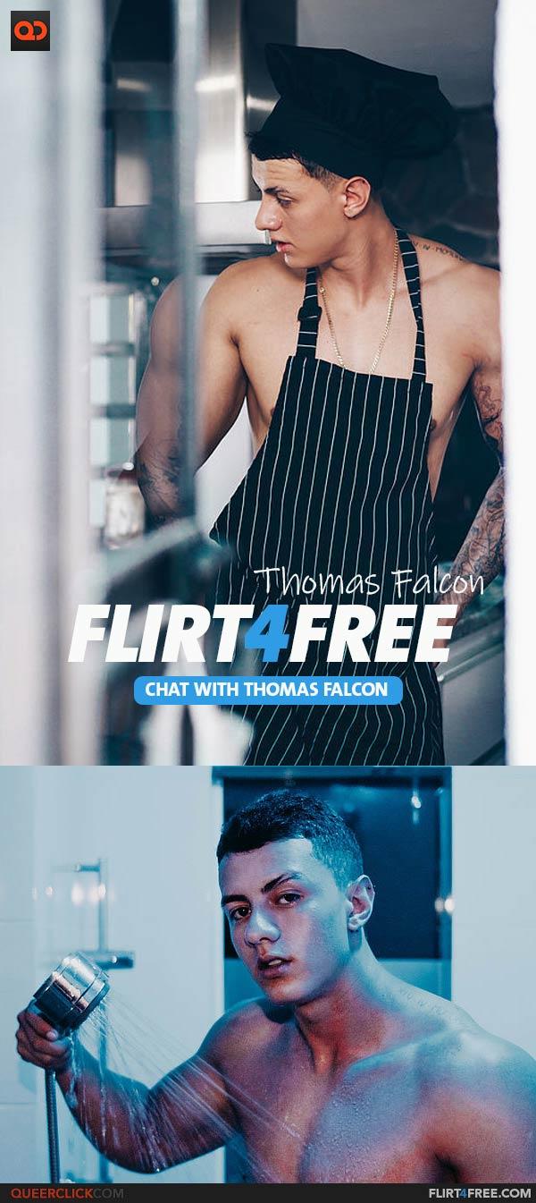 Flirt4Free: Thomas Falcon
