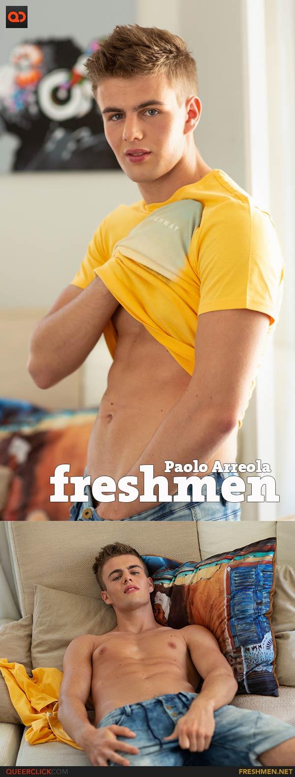 Freshmen: Paolo Arreola