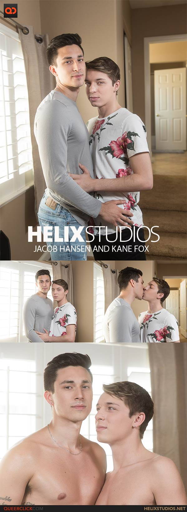 HelixStudios: Jacob Hansen and Kane Fox
