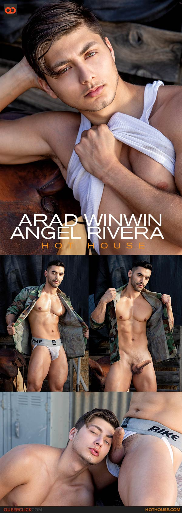 FalconStudios/HotHouse: Arad Winwin and Angel Rivera