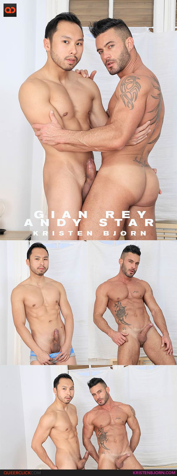 KristenBjorn: Gian Rey and Andy Star