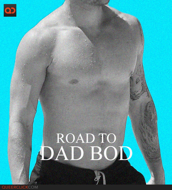 The Quarantine Has Turned Some of Your Favorites Into Dadbod Hotties!