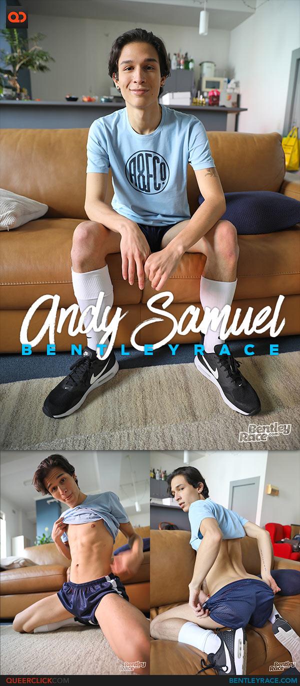 Bentley Race: Andy Samuel's Hot Strip Show