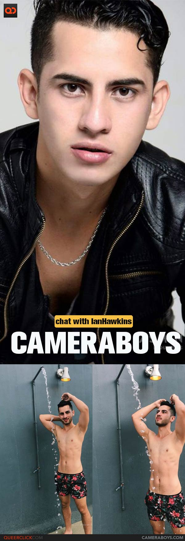 Camera Boys: IanHawkins
