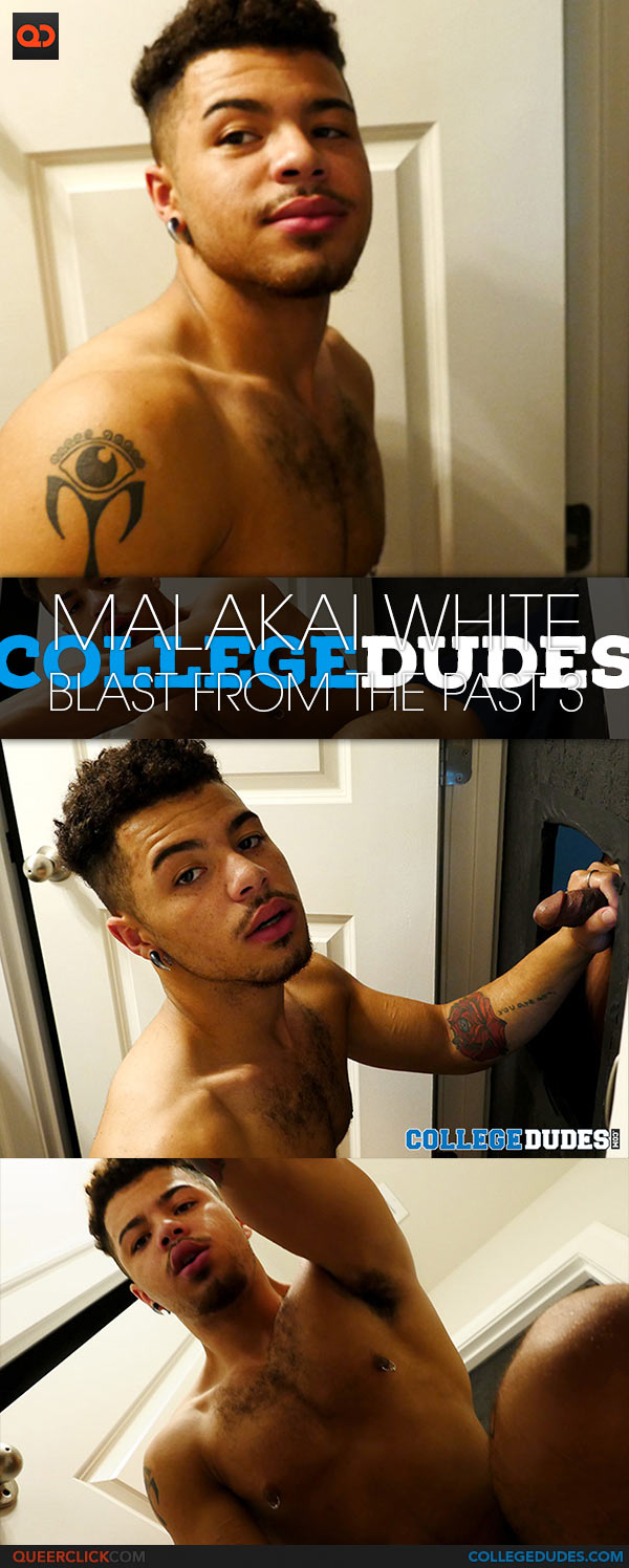 CollegeDudes: Malakai White - Blast From The Past Scene 3