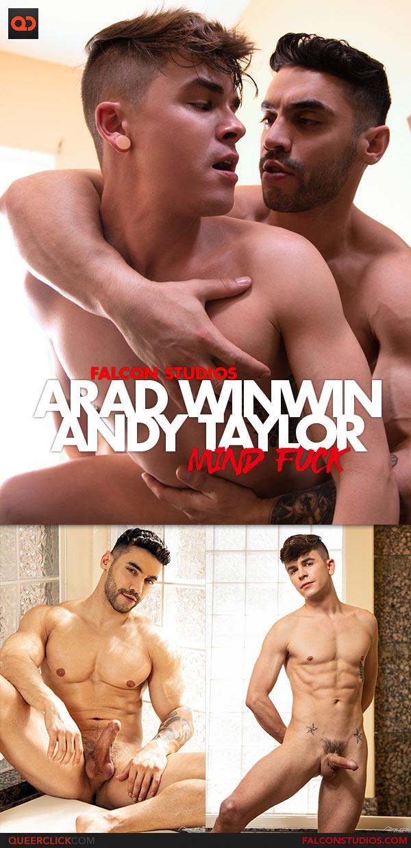 Falcon Studios: Arad Winwin Fucks Andy Taylor - Bareback
