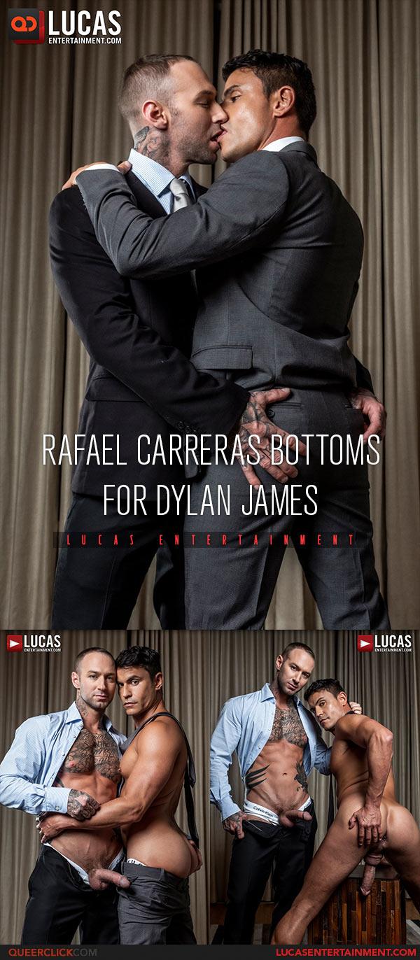 Lucas Entertainment: Dylan James Fucks Rafael Carreras - Bareback