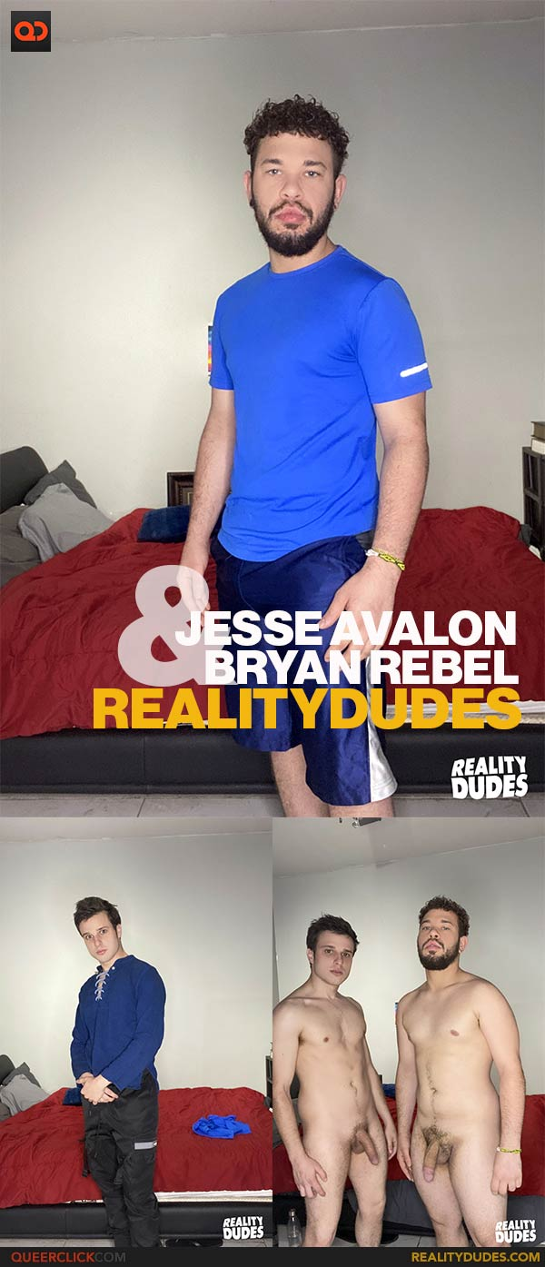 Reality Dudes: Bryan Rebel and Jesse Avalon