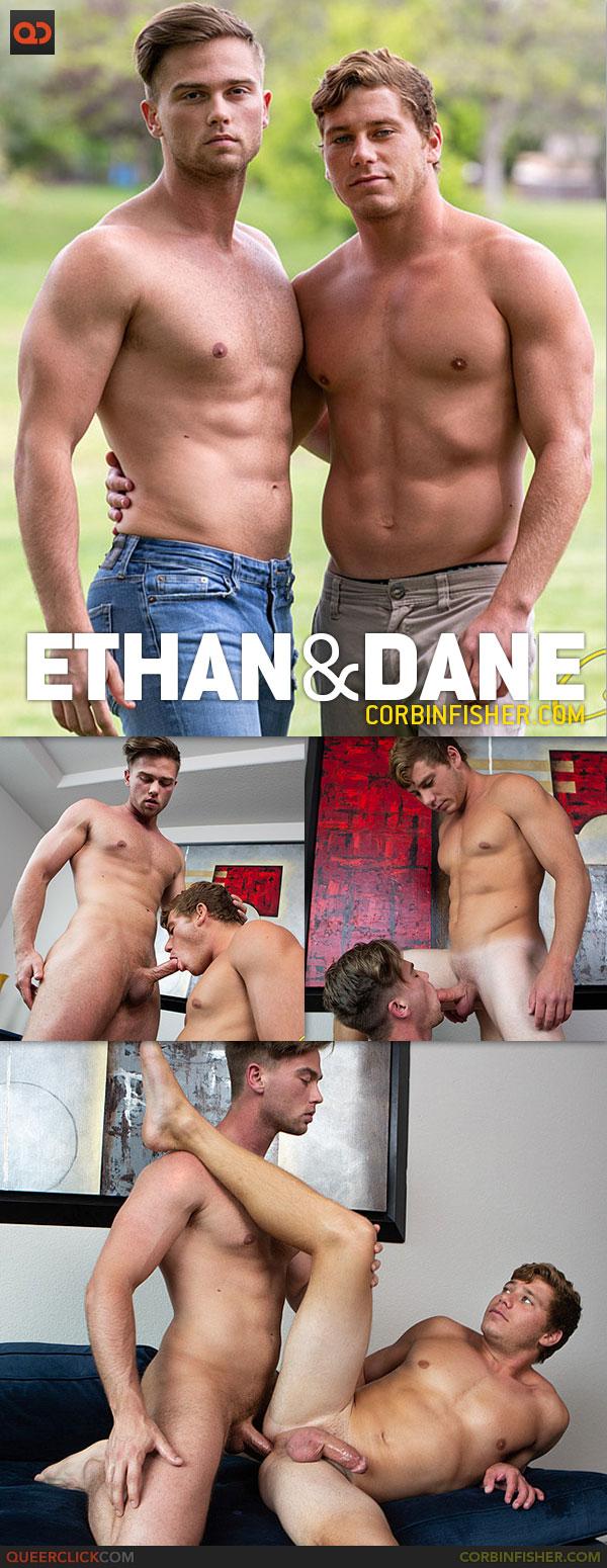 Corbin Fisher: Ethan Fucks Dane