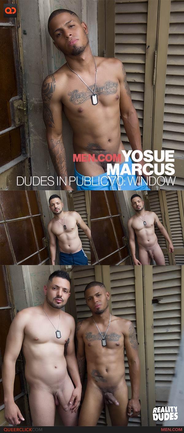 Men.com: Dudes in Public 70 - Window