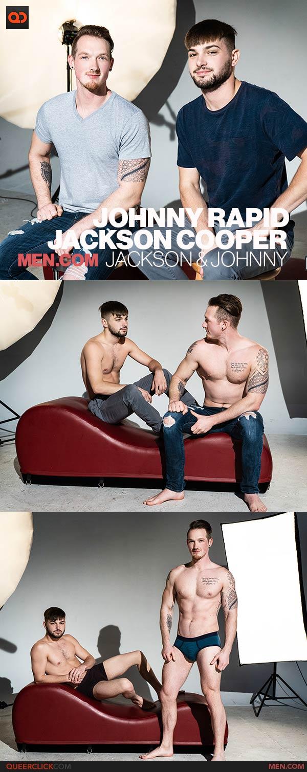 Men.com: Johnny Rapid and Jackson Cooper