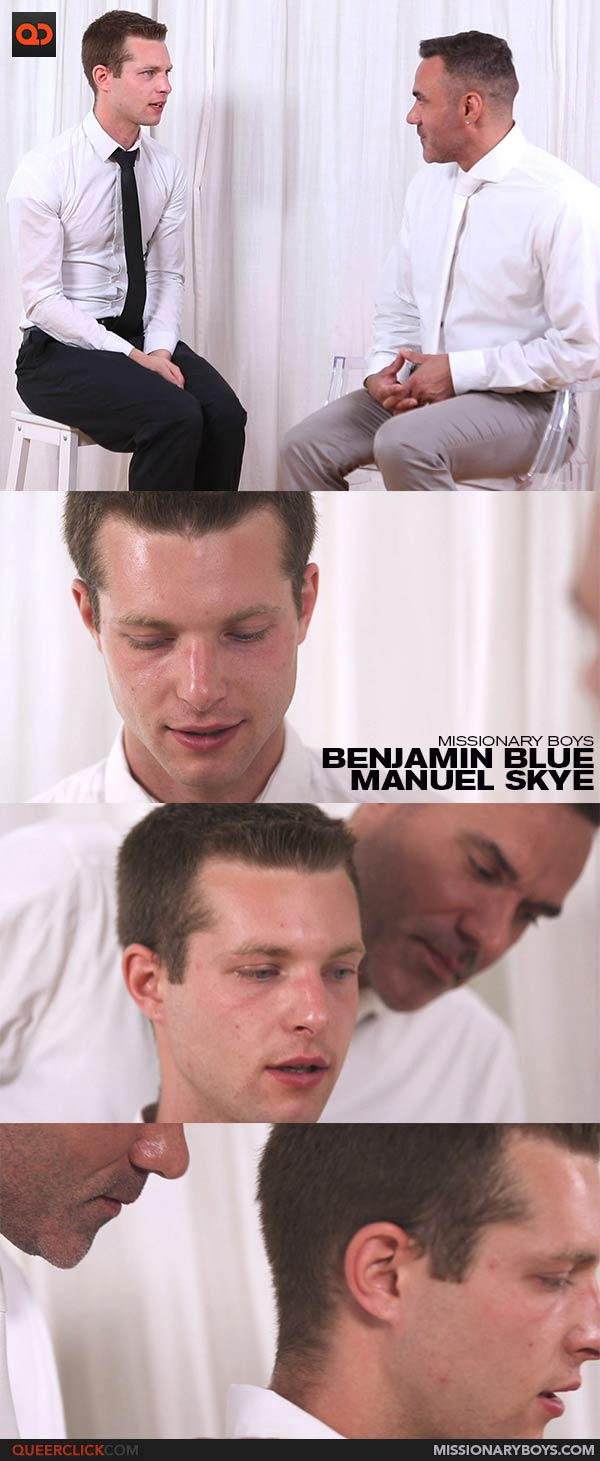 Missionary Boys: Benjamin Blue and Manuel Skye - Pass the Test