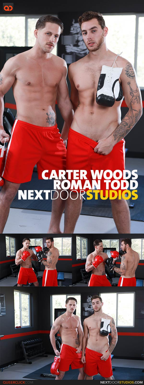 NextDoorStudios: Roman Todd and Carter Woods