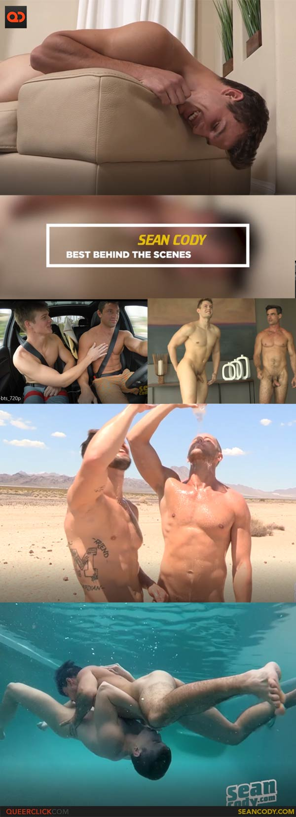 Sean Cody: The Best Behind the Scenes Moments