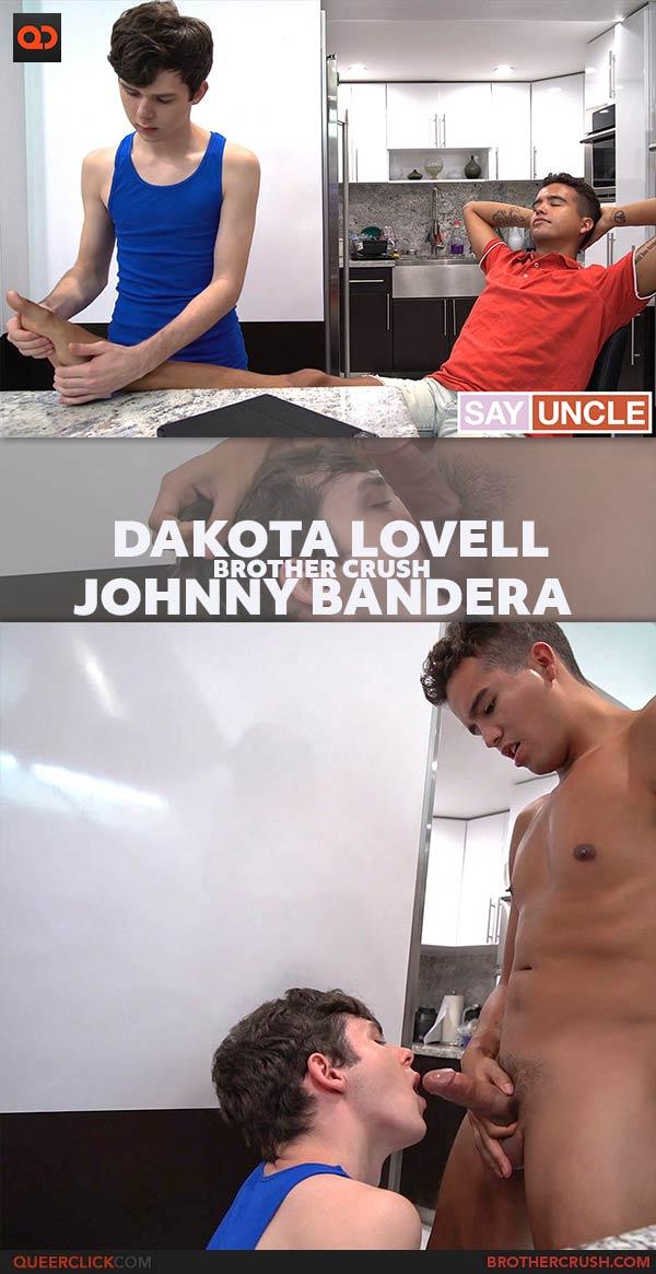 Brother Crush: Dakota Lovell and Johnny Bandera